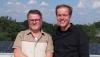 Jörg Smotlacha &  Henning Chadde – Die Organisatoren des SLAM 2017