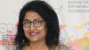 Lipi Mahjabin Ahmed aus dem Vorstand des MiSO-Netzwerks und Leiterin der Initiative für Internationalen Kultur- austausch (IIK) e.V.