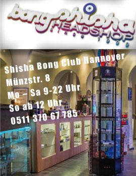 Shisha Bong Club
