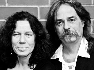 Ulrike Gerold und Wolfram Hänel, Foto: © Achim Uhlenhut