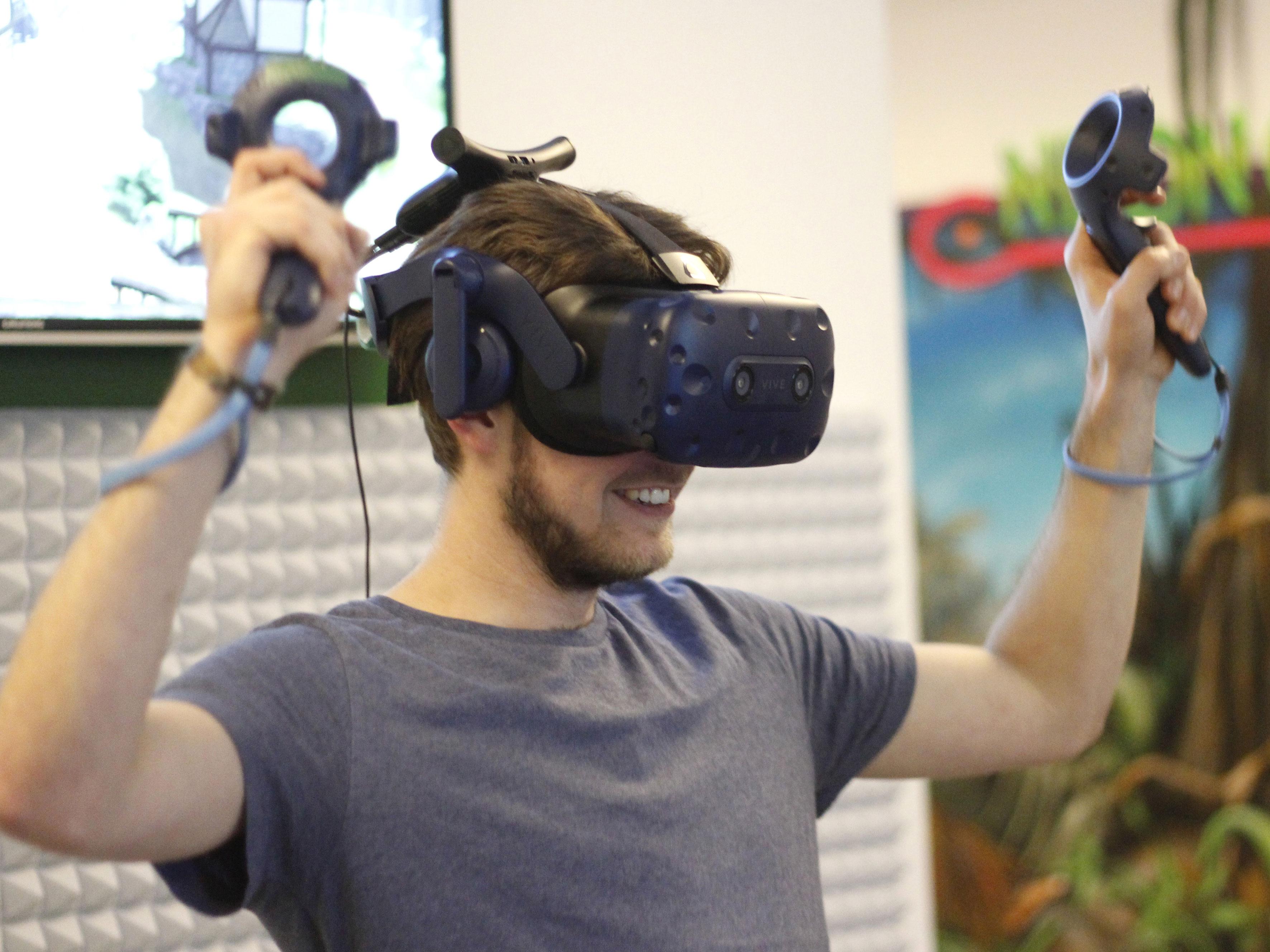 Foto: Galaxy VR